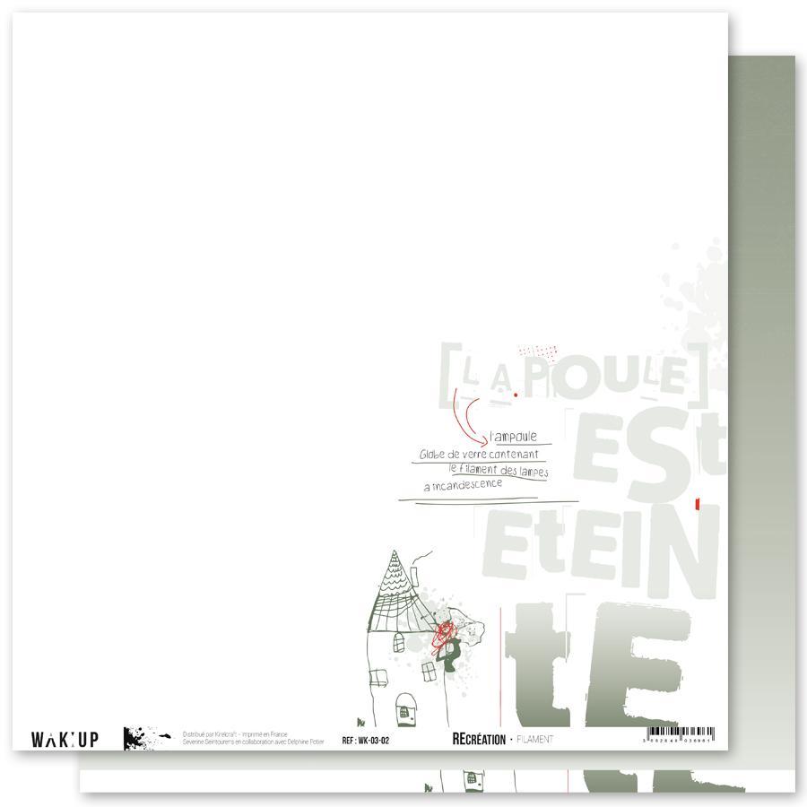 WAKUP_REcréation_Papier_Filament