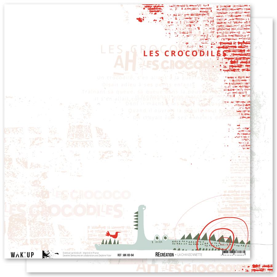 WAKUP_REcréation_Papier_LaChansonnette